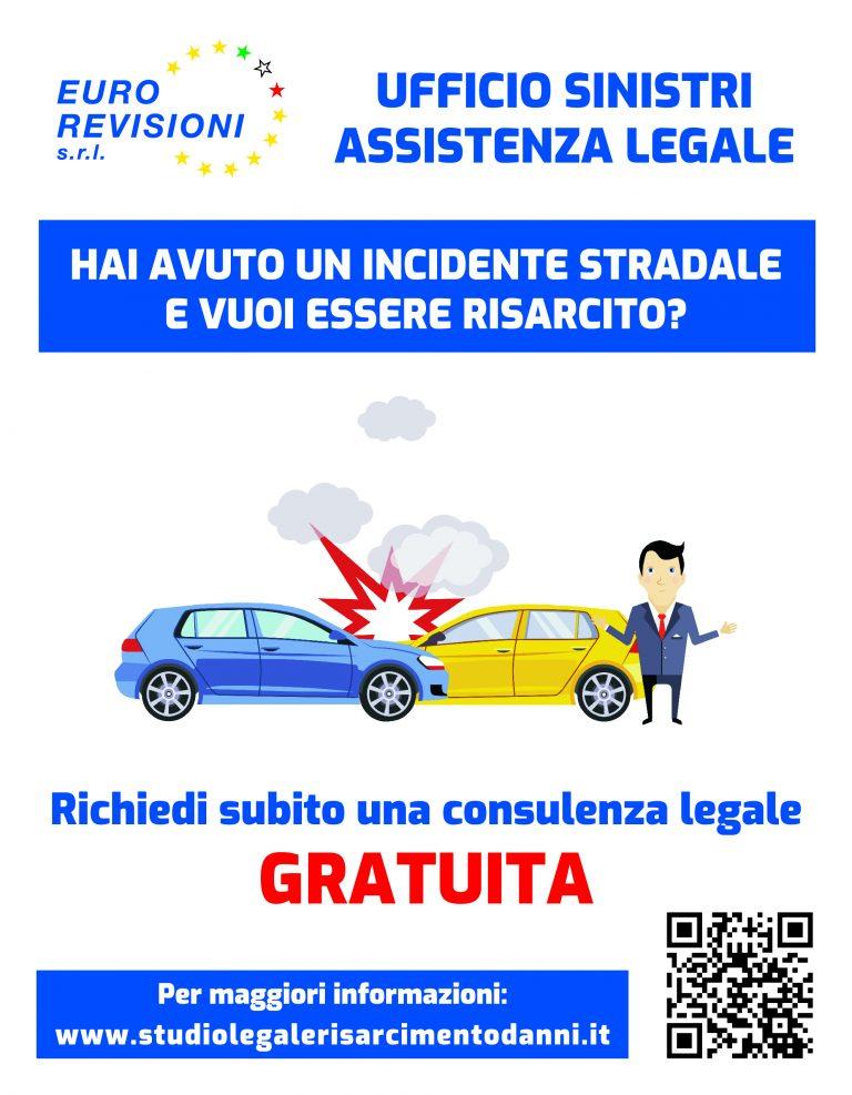 risarcimento incidente stradale Torino